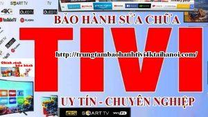 bảo hành tivi 4k