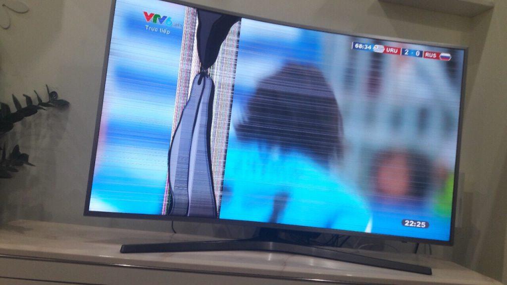 mua tivi cũ, hỏng