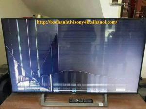 mua tivi bị vỡ màn hình