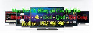 bán tivi cũ ở Hà Nội