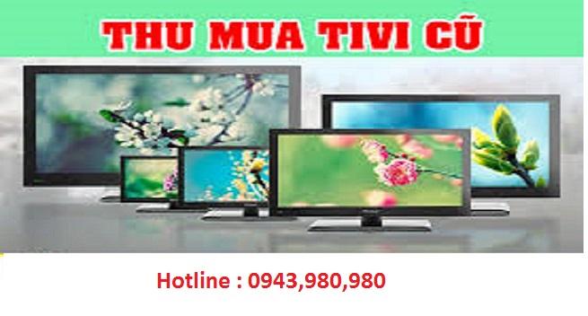mua ti vi cũ tại Hà Nội