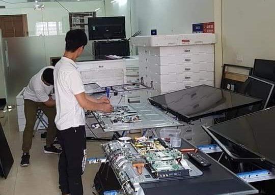 Sửa tivi tại huyện đông anh mê linh