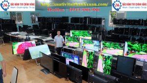Sửa Tivi Tại Thanh Xuân