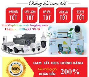 Lắp Camera Tại Bắc Giang